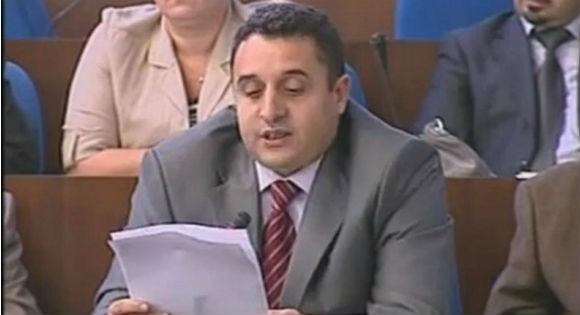 Boubekeur Derguini Secrétaire national chargé des affaires parlementaires au sein du RCD