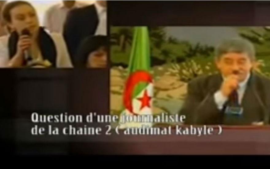 Ouyahia et la langue kabyle