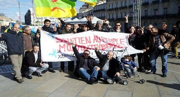 Montpellier : soutien aux mozabites