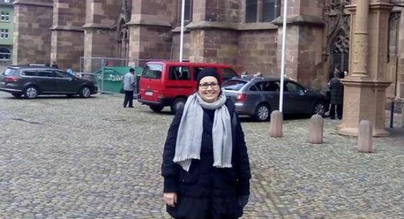 Tina, une Italienne qui parle et qui chante en kabyle