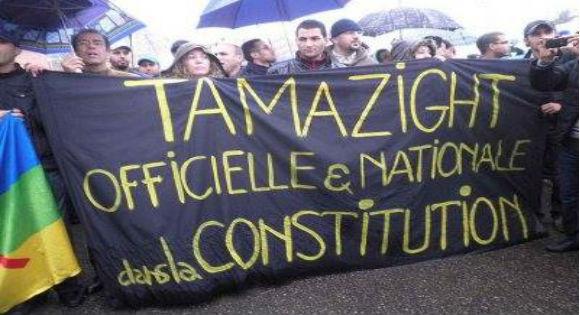 Tamazight, langue officielle oui...mais...