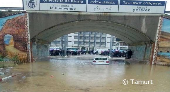 BGAYET: Inondation et mares au menu des dernières pluies