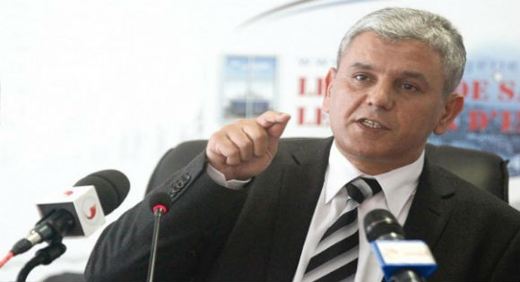 Mohcine Belabès fustige Nourdine Aït Hamouda dans son meeting à Alger