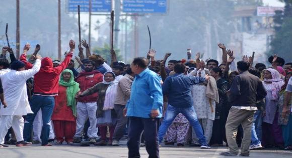 Inde: Une dizaine de morts dans des violences entre castes