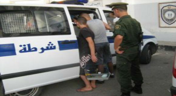Trois bandits arrêtés pour vol de câbles électriques