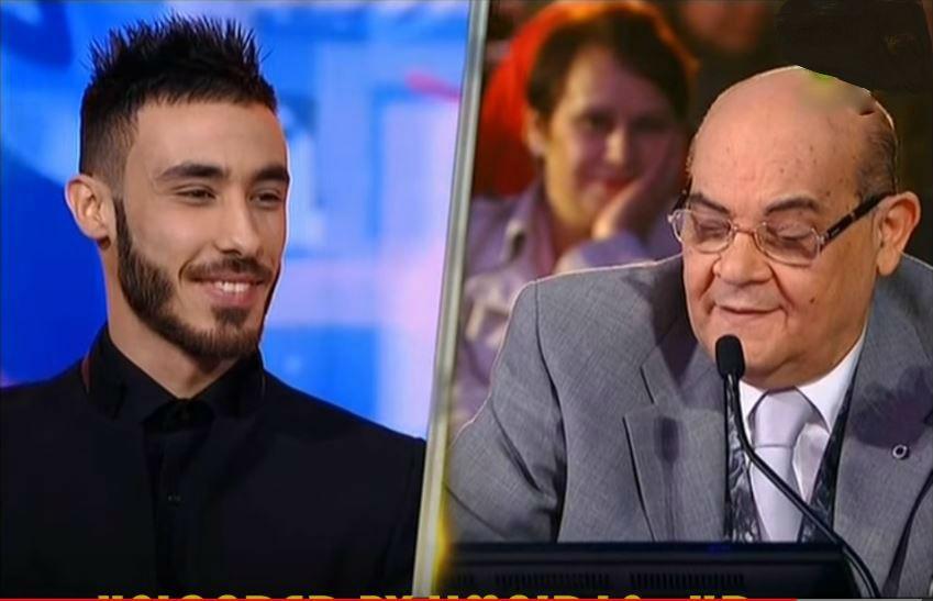 Nofel chanteur kabyle amateur defie Rabah Deriassa