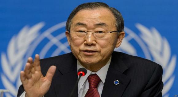 Ban Ki-Moon a parlé en Tamazight mais n'a rien dit sur les Amazighs
