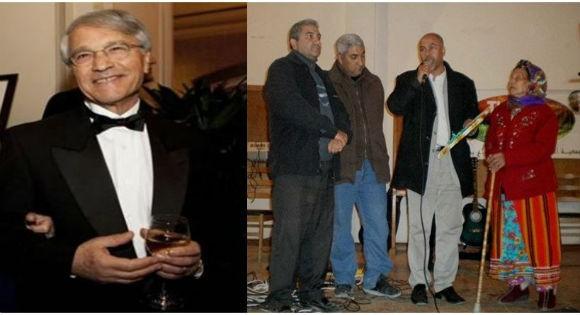 Chakib Khelil, Hocine Azem et Na Wizna