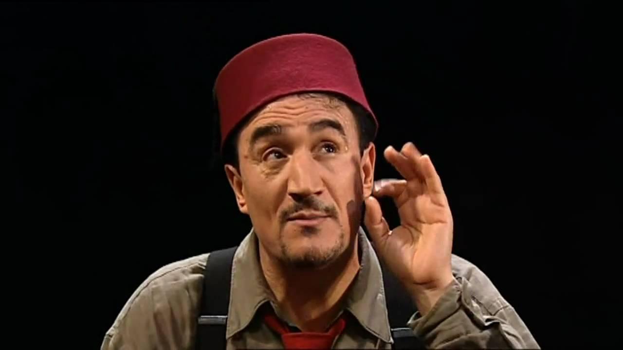 A notre talentueux Mohamed Fellag