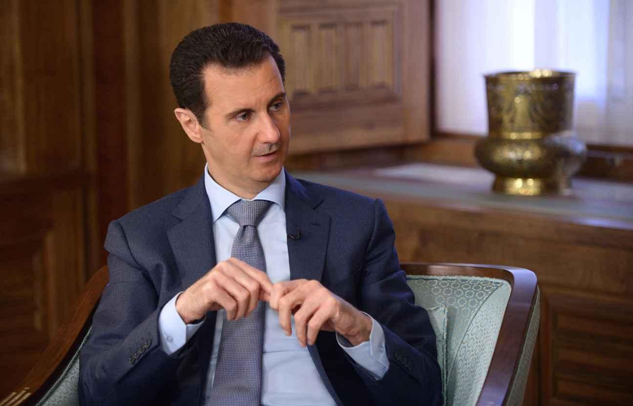 L'Algérie serait prête à accueillir Bachar Al-Assad