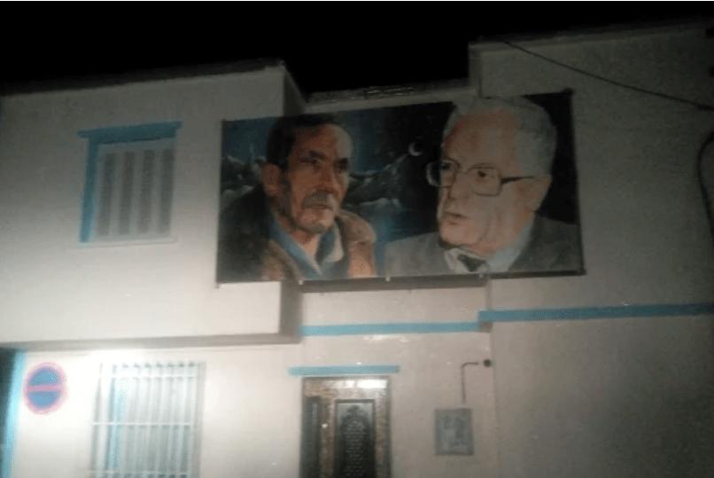Portraits Mammeri & Azem