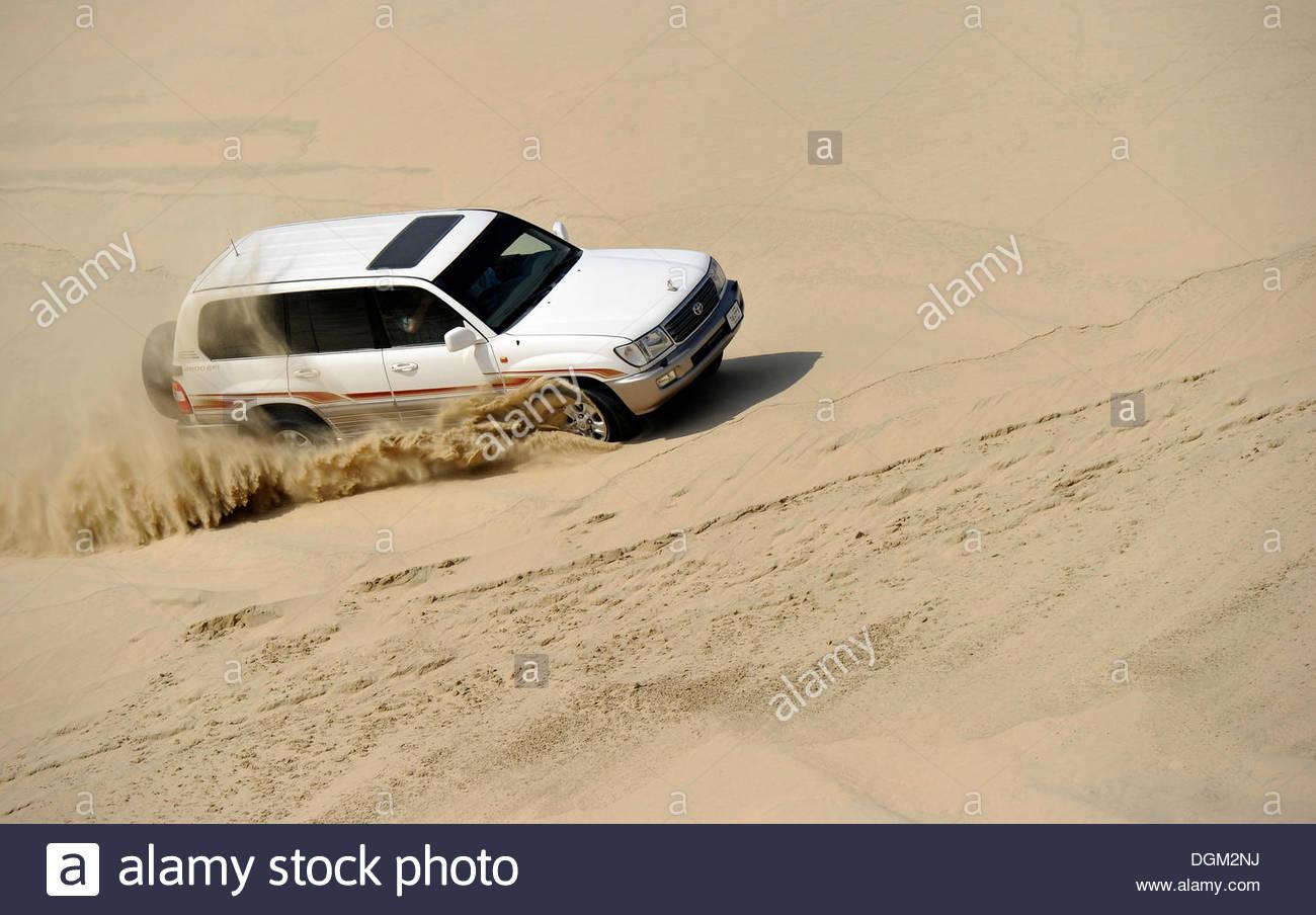 rapt dans le desert