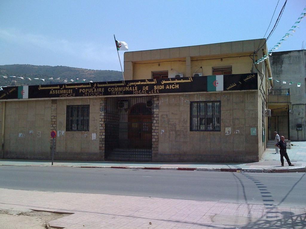 Mairie de Sidi Aich