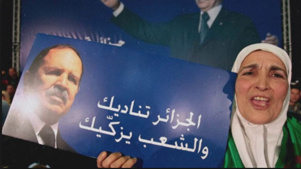 5eme mandat pour Bouteflika