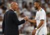 Benzema et Zidane