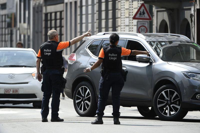 Assassinat de deux policiers a Liège