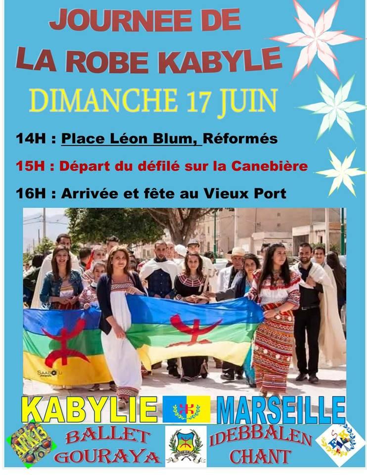journée de la robe Kabyle