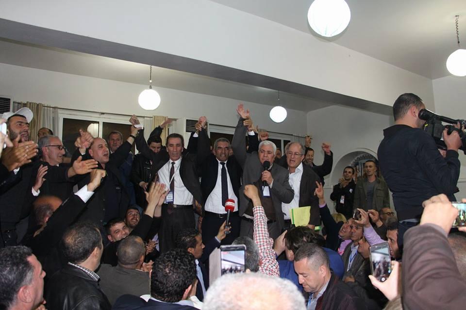 Congrès extraordinaire du FFS