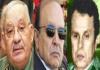 Boutef, Gaid Salah et Toufik