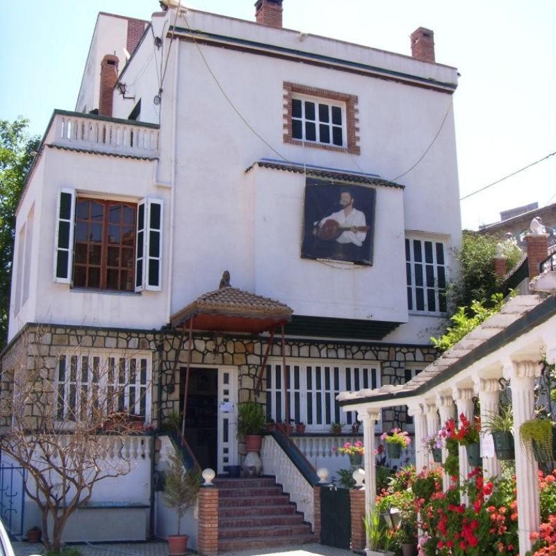 Maison de Matoub