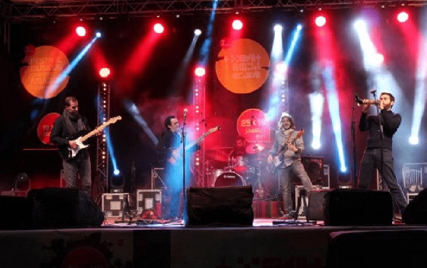 concert en kabylie