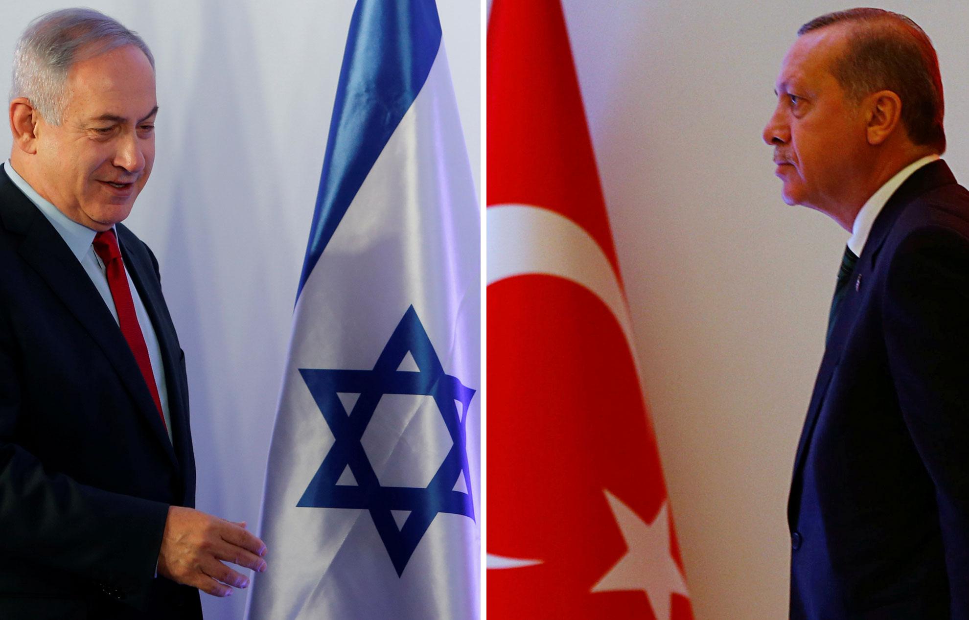 Israel et la Turquie