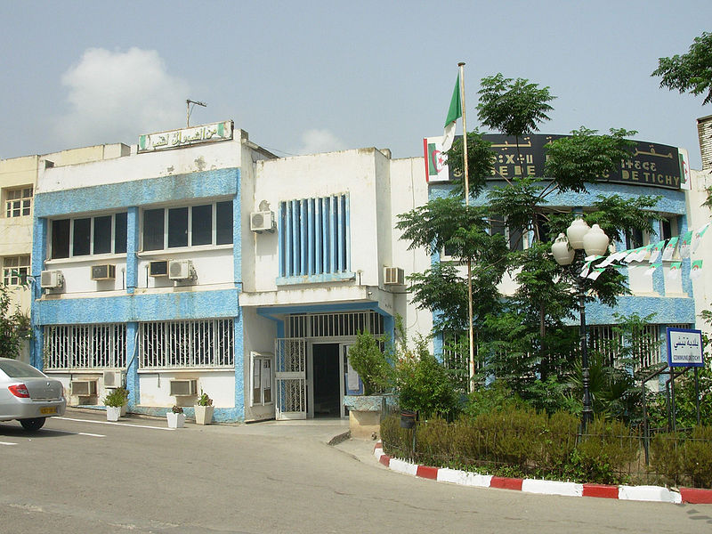 Mairie de Tichy