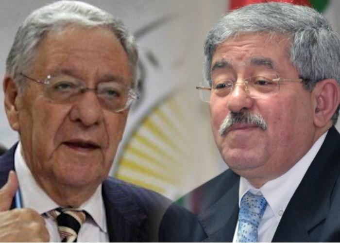 Ould Abbas et Ouyahia