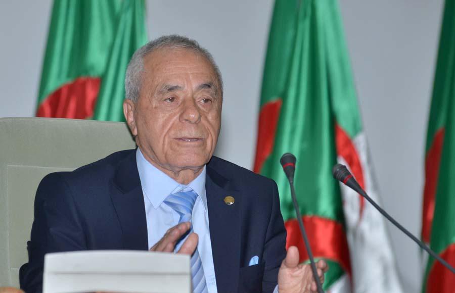President de l'apn, algérie