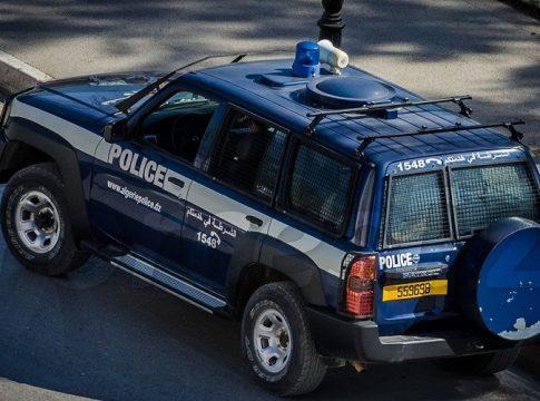 police algerie