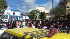 Boghni, tamazight oui l arabe non DR Tamurt