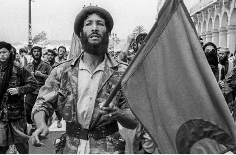 Les terroristes algeriens