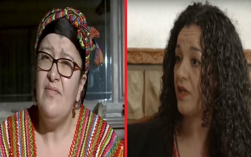 Malika et Nadia Matoub
