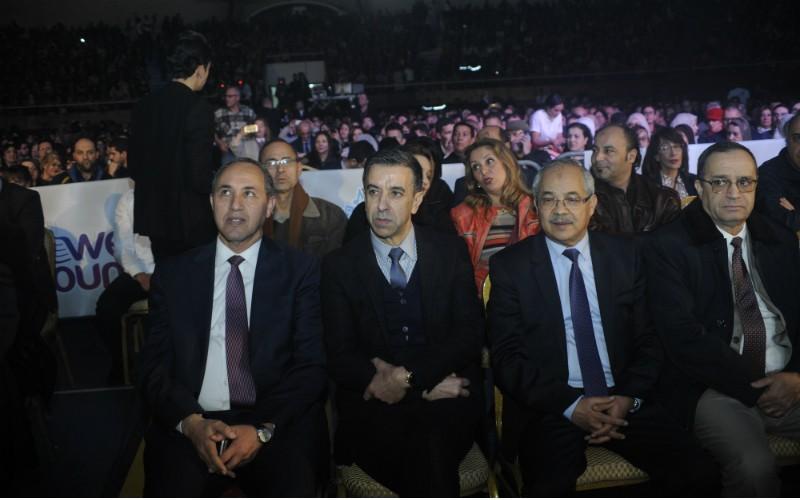 Les Kabyles de Bouteflika