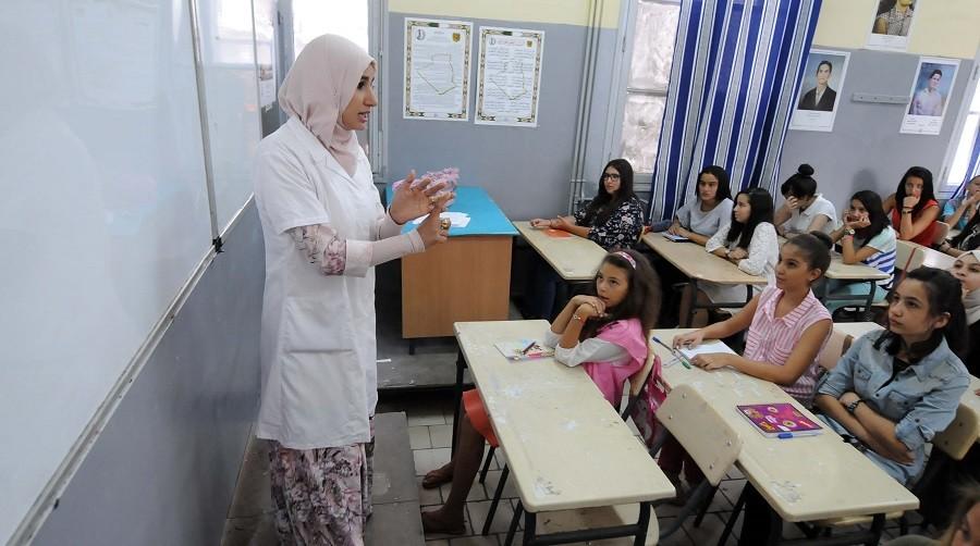 les islamistes dans les ecoles algeriennes