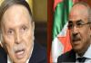 Bouteflika et Noureddine Bedoui