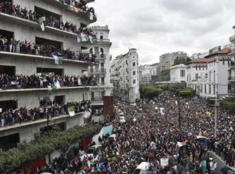 manifestation a Alger