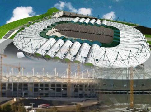 Nouveau stade de Tizi Ouzou