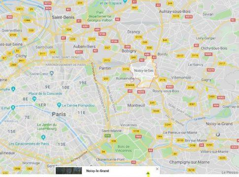 93130 Noisy -Le-Sec
