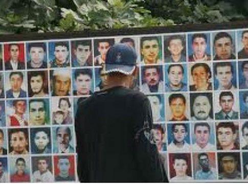 Les Martyrs du printemps noir 2001