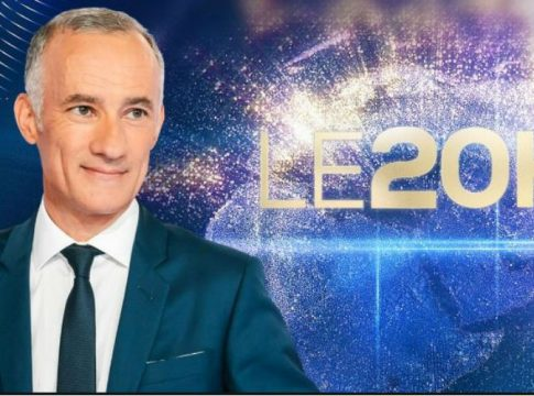 Le journal de 20h de TF1