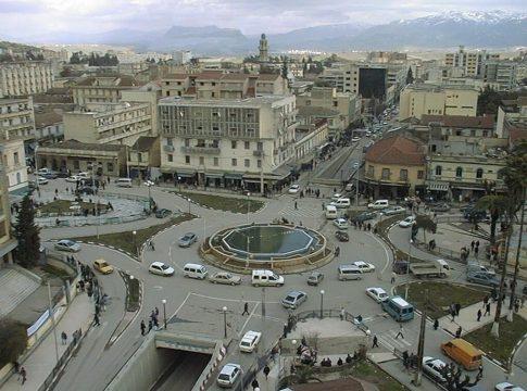 Centre ville de Tizi Ouzou