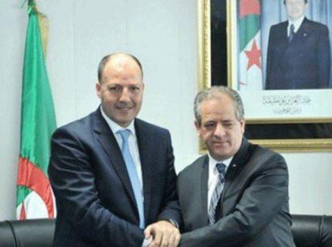 Mohamed Hattab avec El Hadi Ould Ali