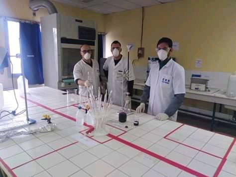 Coronavirus CHU Tizi Ouzou