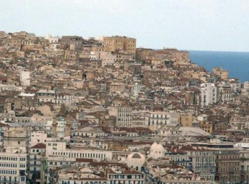 La casbah, Alger
