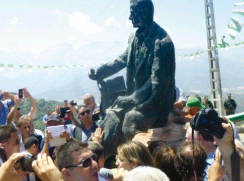 Statut de Mouloud Mammeri à At Yenni