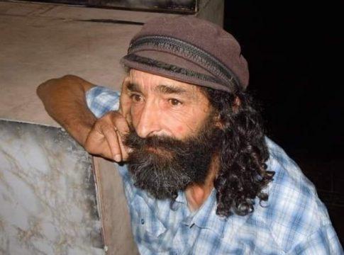 Le poète kabyle Ahmed Lahlou