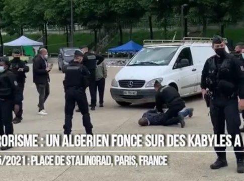 Le terroriste algérien de Staningrad