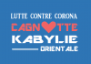 Kabylie: solidarité pour stopper la Covid-19
