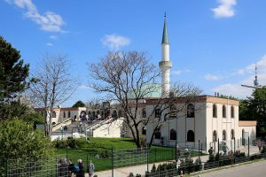 Mosquee en Autriche